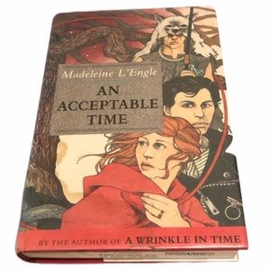 An Acceptable Time Vintage Book L'Engle